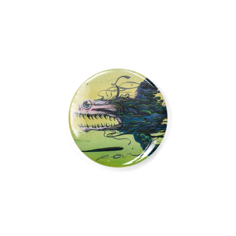 STRIPPED Accessories Button by joevaux's Artist Shop