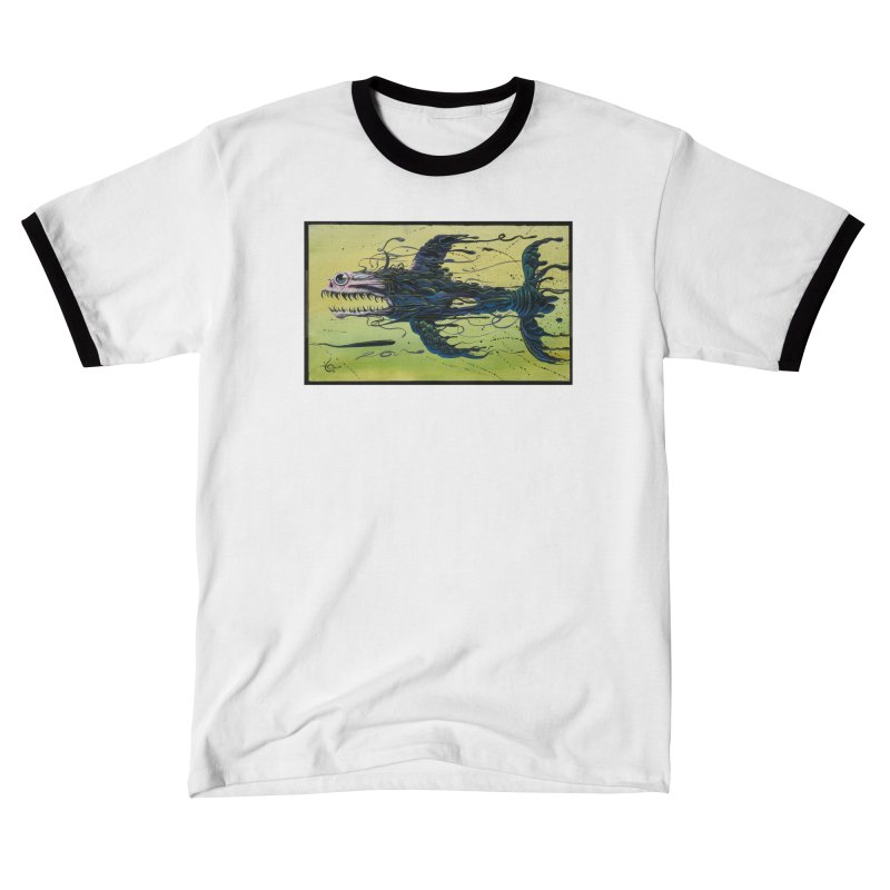 STRIPPED Women's T-Shirt by joevaux's Artist Shop