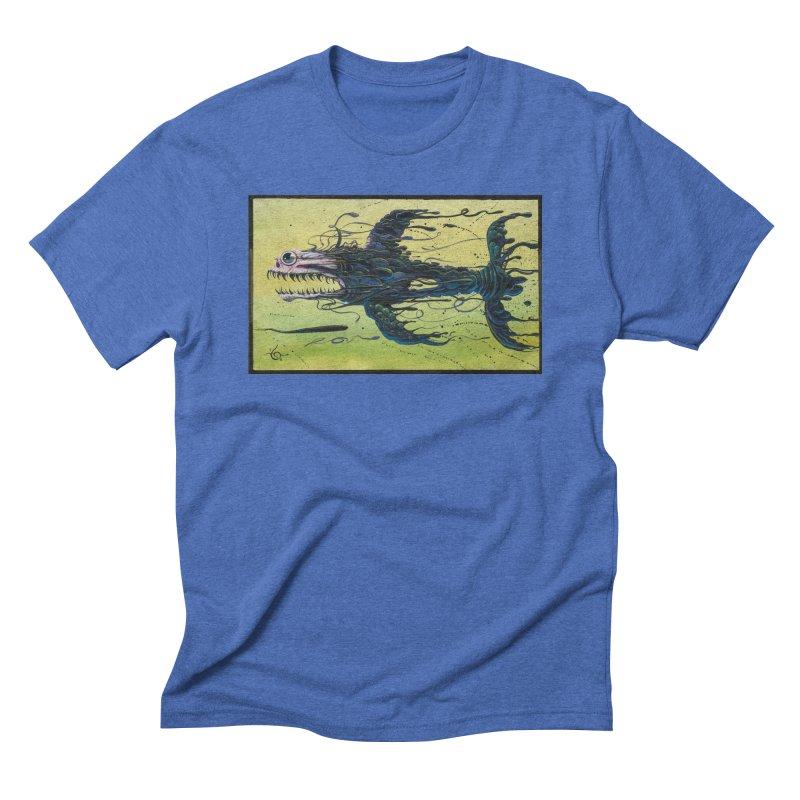STRIPPED Men's T-Shirt by joevaux's Artist Shop