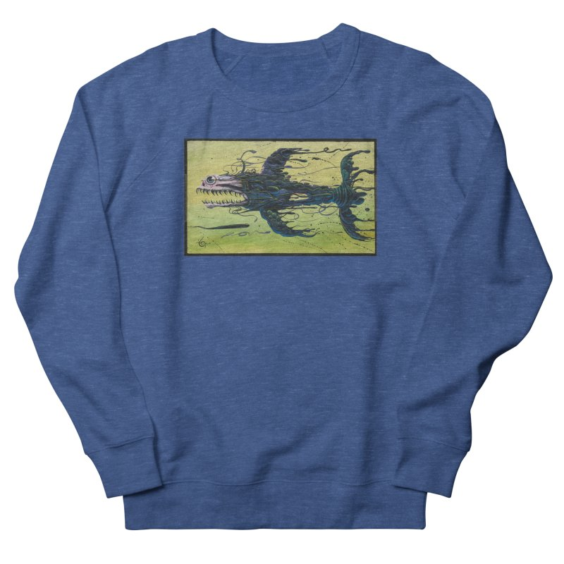 STRIPPED Men's Sweatshirt by joevaux's Artist Shop