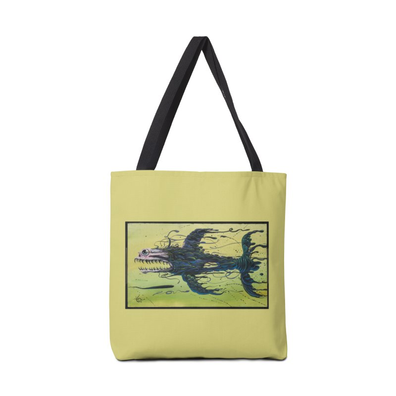 STRIPPED Accessories Bag by joevaux's Artist Shop