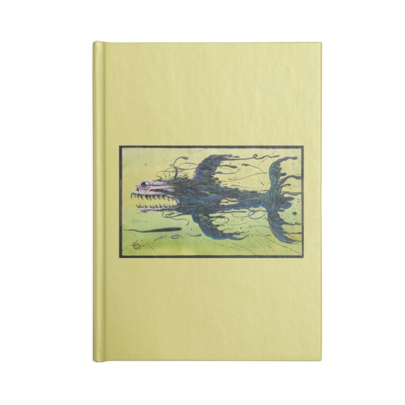 STRIPPED Accessories Notebook by joevaux's Artist Shop