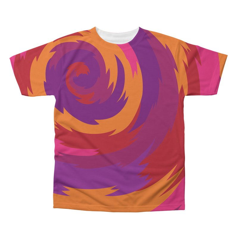 Swirl Men's Regular All Over Print by Joe Van Wetering