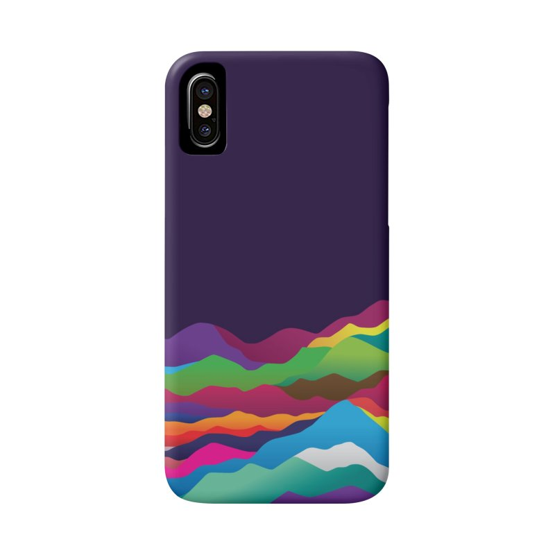 Mountains of Sand Accessories Phone Case by Joe Van Wetering