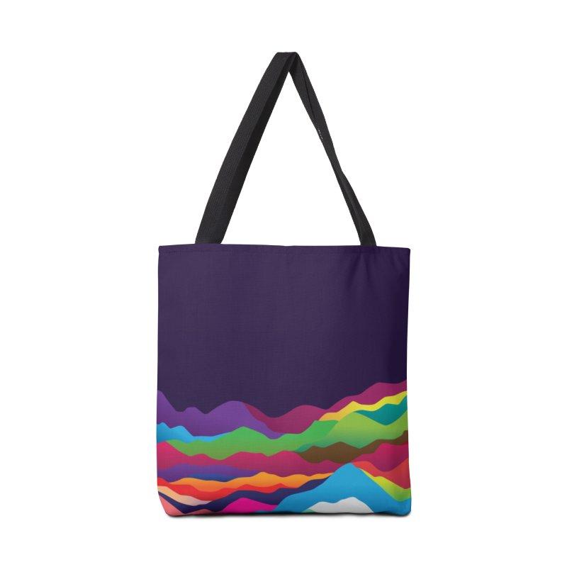 Mountains of Sand Accessories Tote Bag Bag by Joe Van Wetering