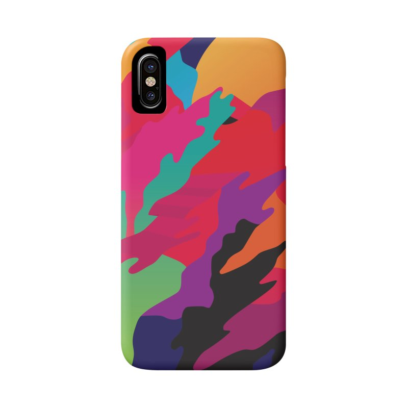 Pop Destruction Accessories Phone Case by Joe Van Wetering