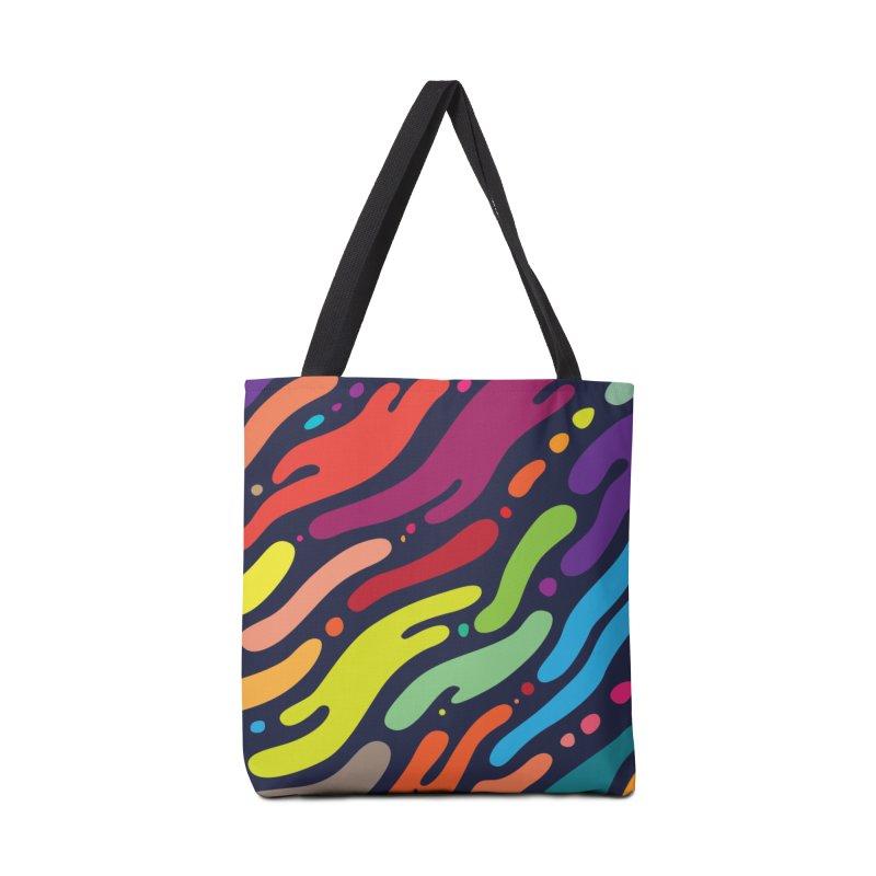 Ocean Floor Accessories Tote Bag Bag by Joe Van Wetering