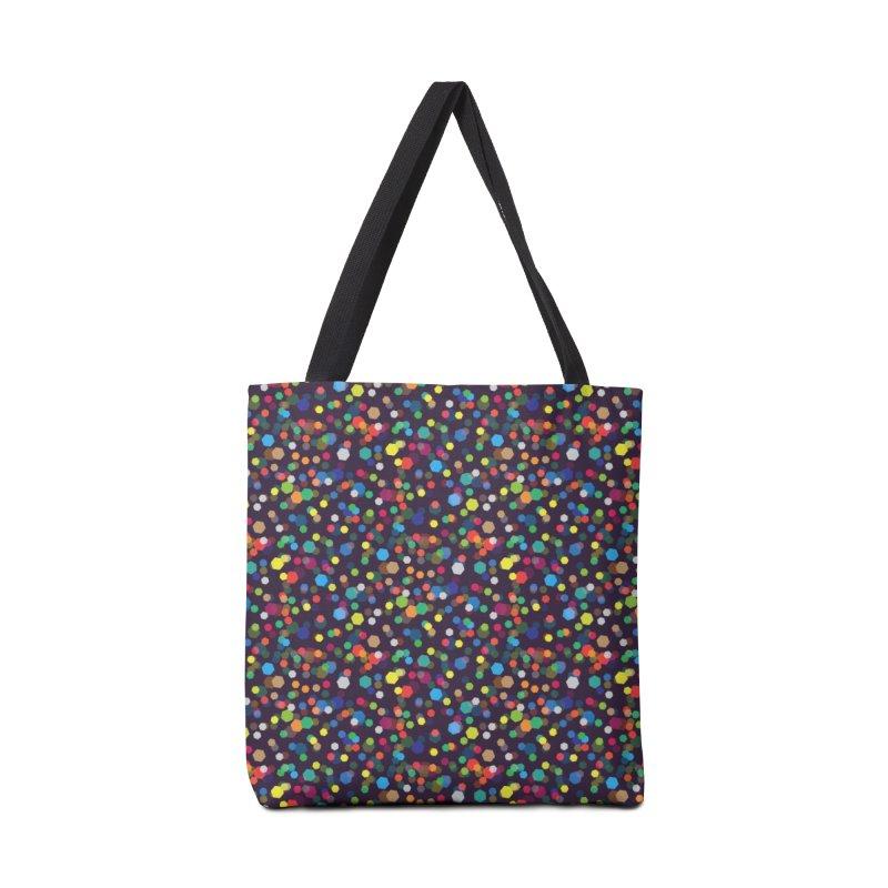 City Lights Accessories Tote Bag Bag by Joe Van Wetering