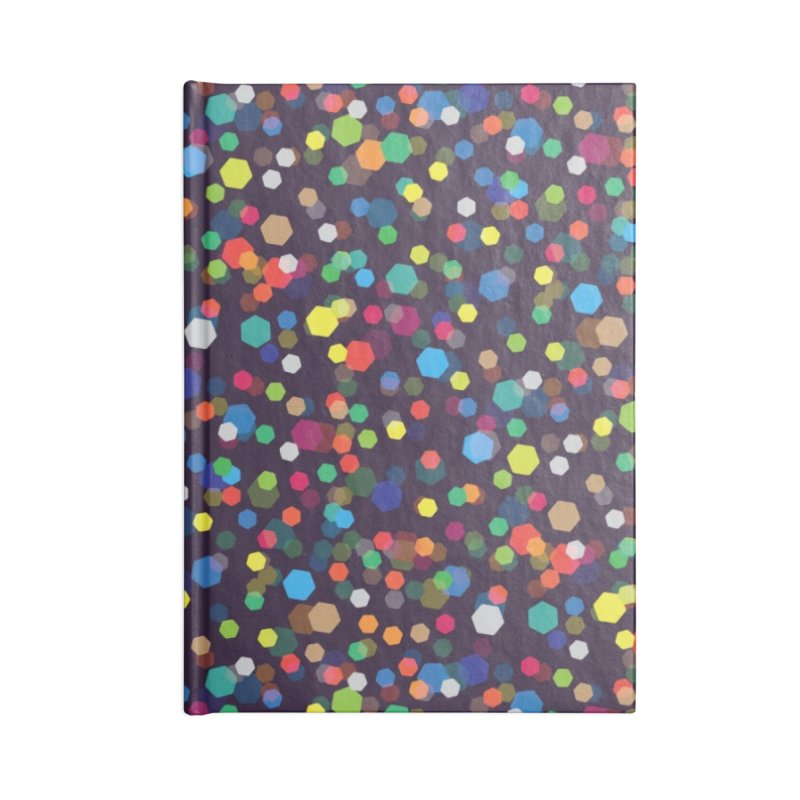 City Lights Accessories Blank Journal Notebook by Joe Van Wetering