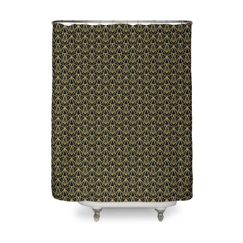 Deco Home Shower Curtain by Joe Van Wetering