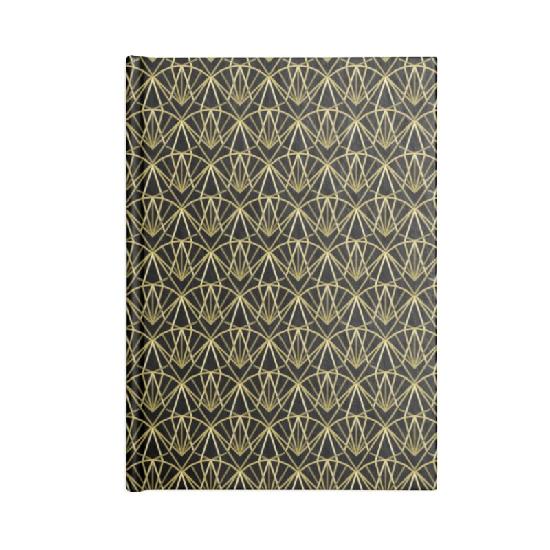 Deco Accessories Lined Journal Notebook by Joe Van Wetering