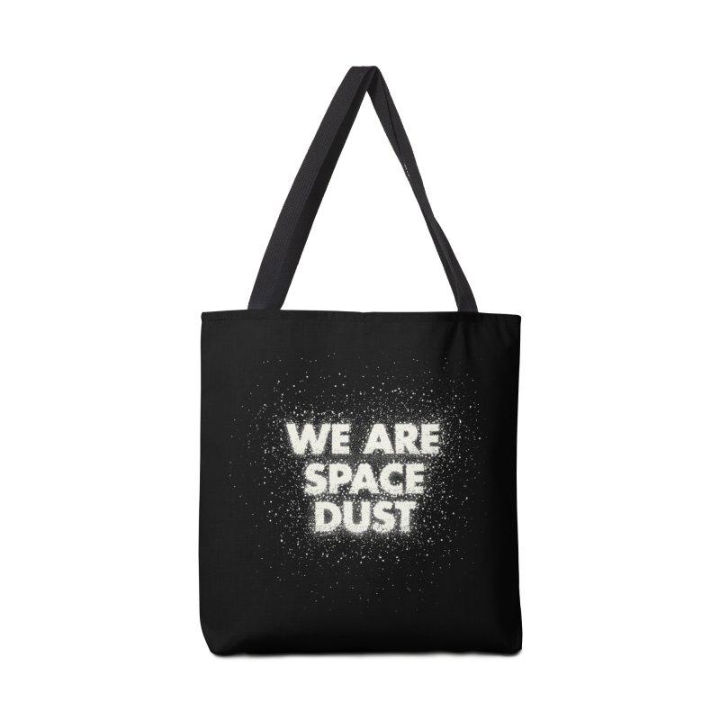 We Are Space Dust Accessories Tote Bag Bag by Joe Van Wetering