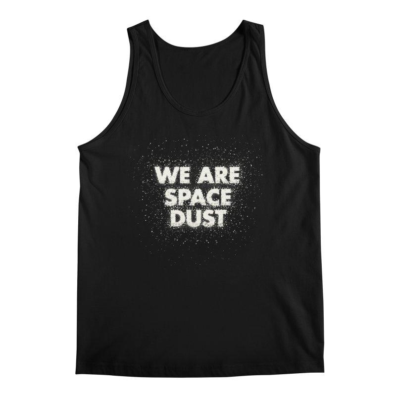 We Are Space Dust Men's Regular Tank by Joe Van Wetering