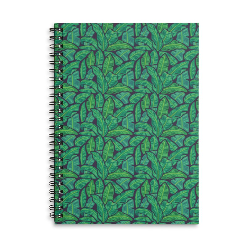 Golden Years Accessories Lined Spiral Notebook by Joe Van Wetering
