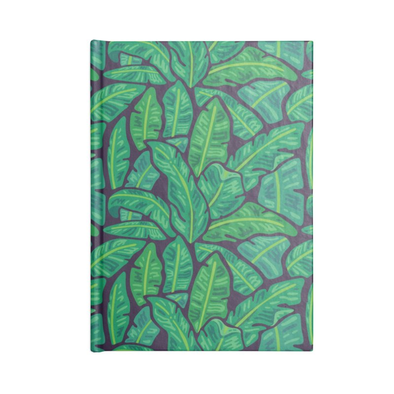 Golden Years Accessories Lined Journal Notebook by Joe Van Wetering