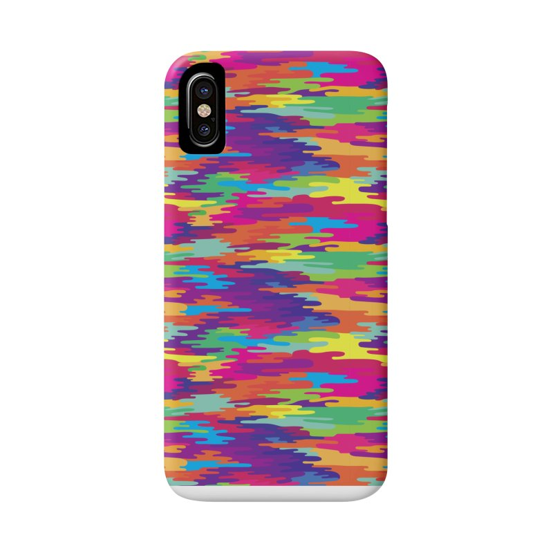 Saturated Smog Accessories Phone Case by Joe Van Wetering