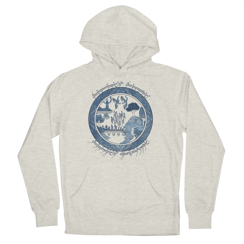 Fellowship of the Willow Men's Pullover Hoody by joewright's Artist Shop