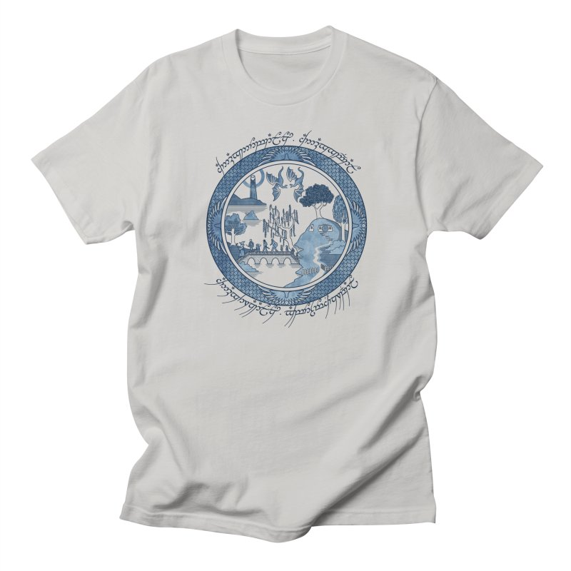 Fellowship of the Willow Men's T-Shirt by joewright's Artist Shop