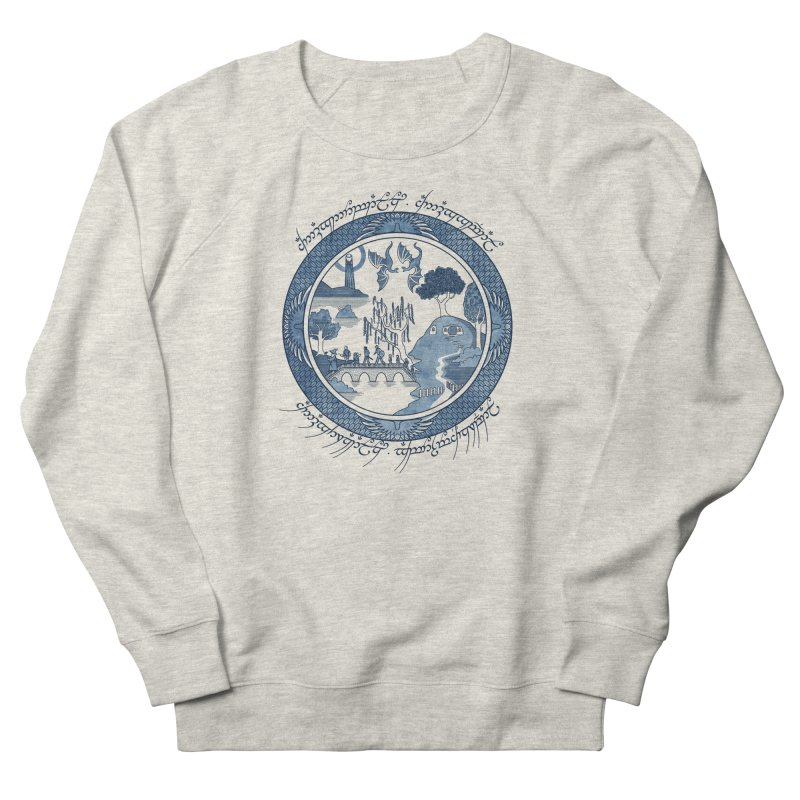 Fellowship of the Willow Women's Sweatshirt by joewright's Artist Shop