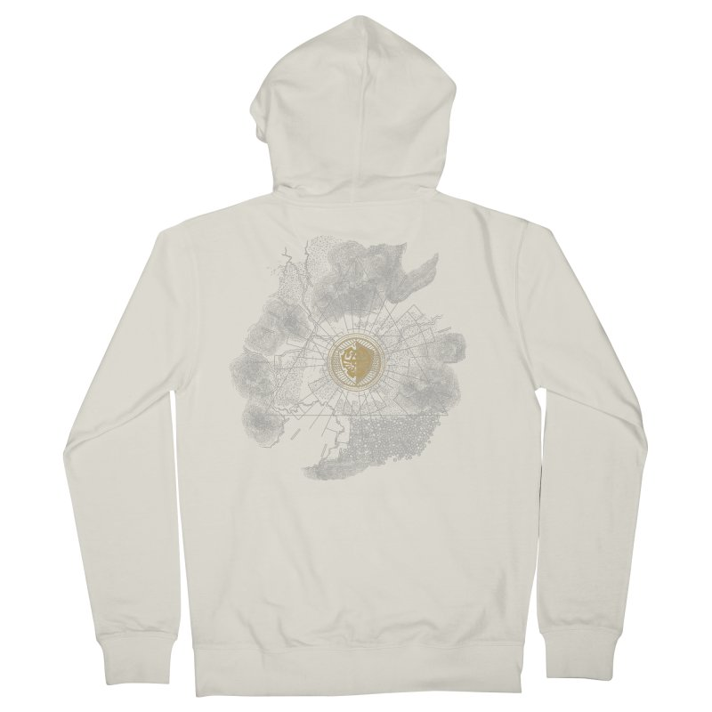 The Hyrulian King Women's Zip-Up Hoody by joewright's Artist Shop