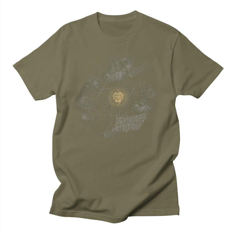 The Hyrulian King Men's T-shirt by joewright's Artist Shop