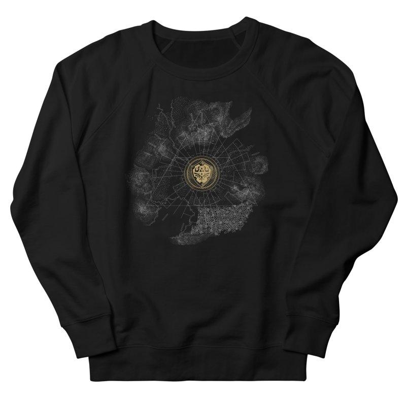 The Hyrulian King Women's Sweatshirt by joewright's Artist Shop