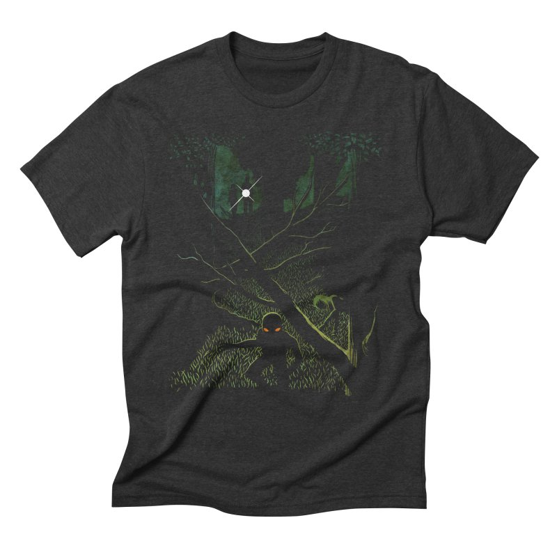Mulder & Scully Men's Triblend T-shirt by joewright's Artist Shop