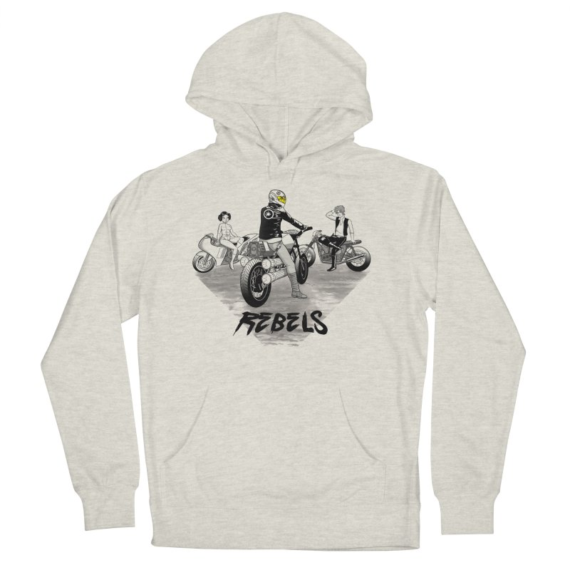 Rebels Men's Pullover Hoody by joewright's Artist Shop