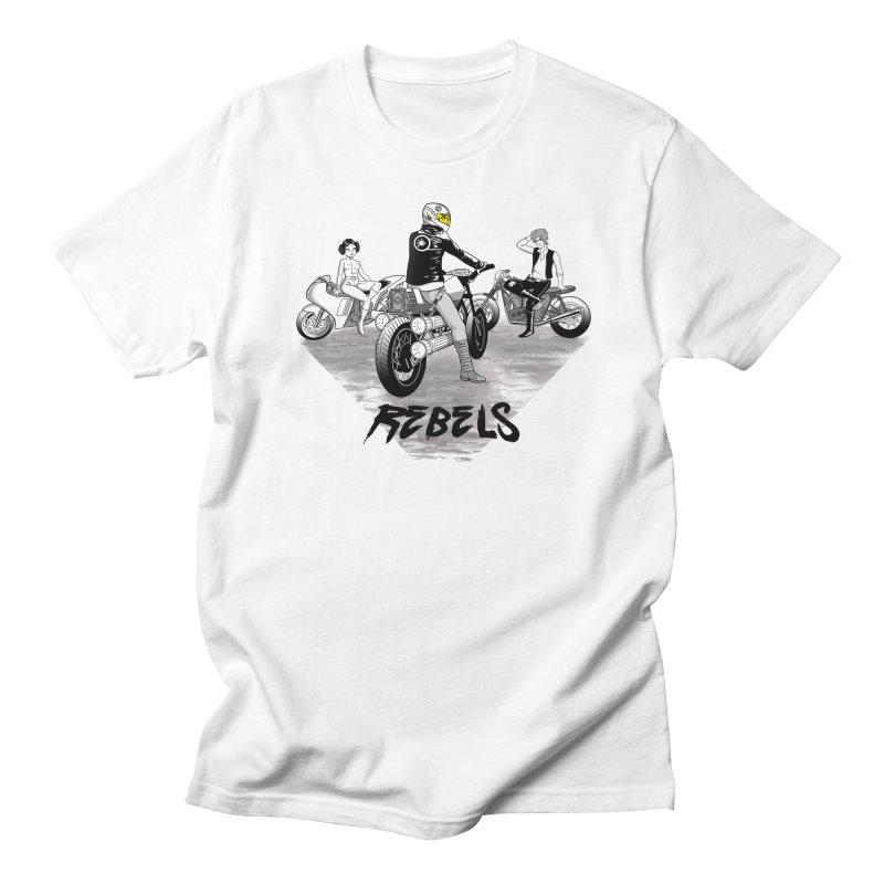Rebels   by joewright's Artist Shop
