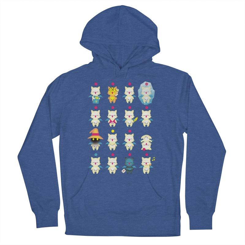 Moogle Medley Men's Pullover Hoody by joewright's Artist Shop
