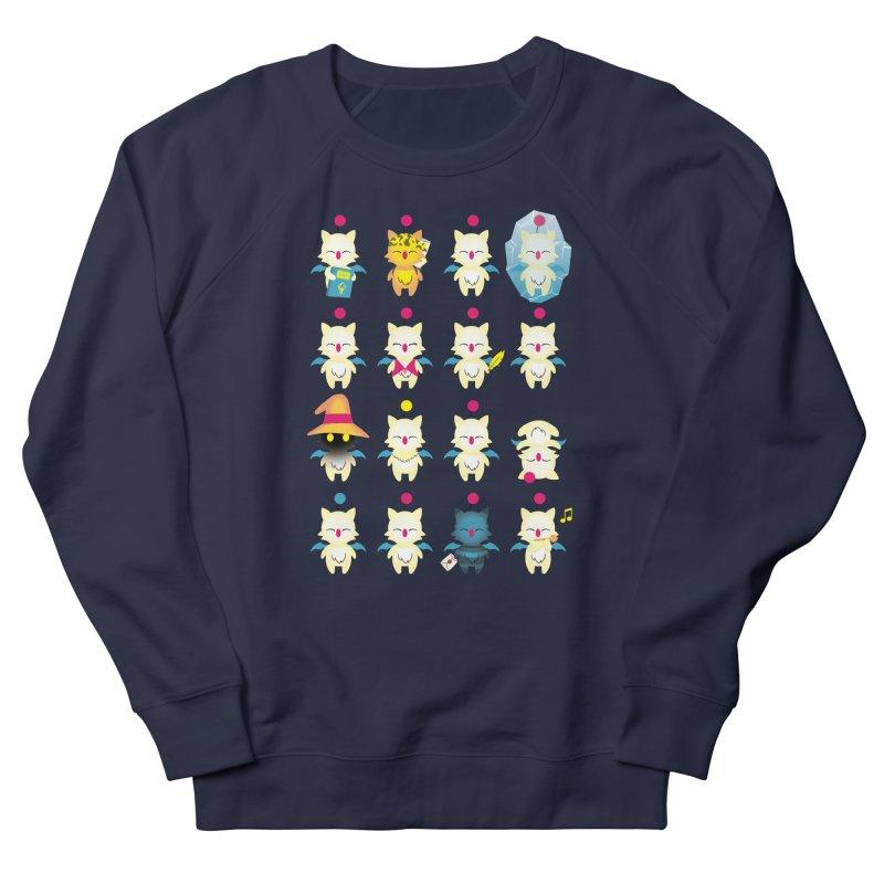 Moogle Medley Women's Sweatshirt by joewright's Artist Shop
