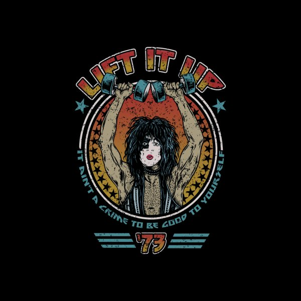 "Design for ""LIFT IT UP"""