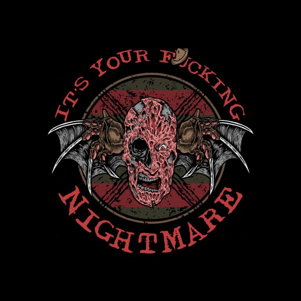 "Design for ""NIGHTMARE"""