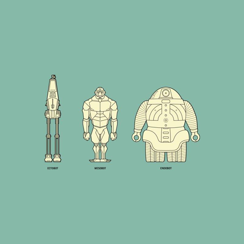 Botty Types by John Carstens's Artist Shop
