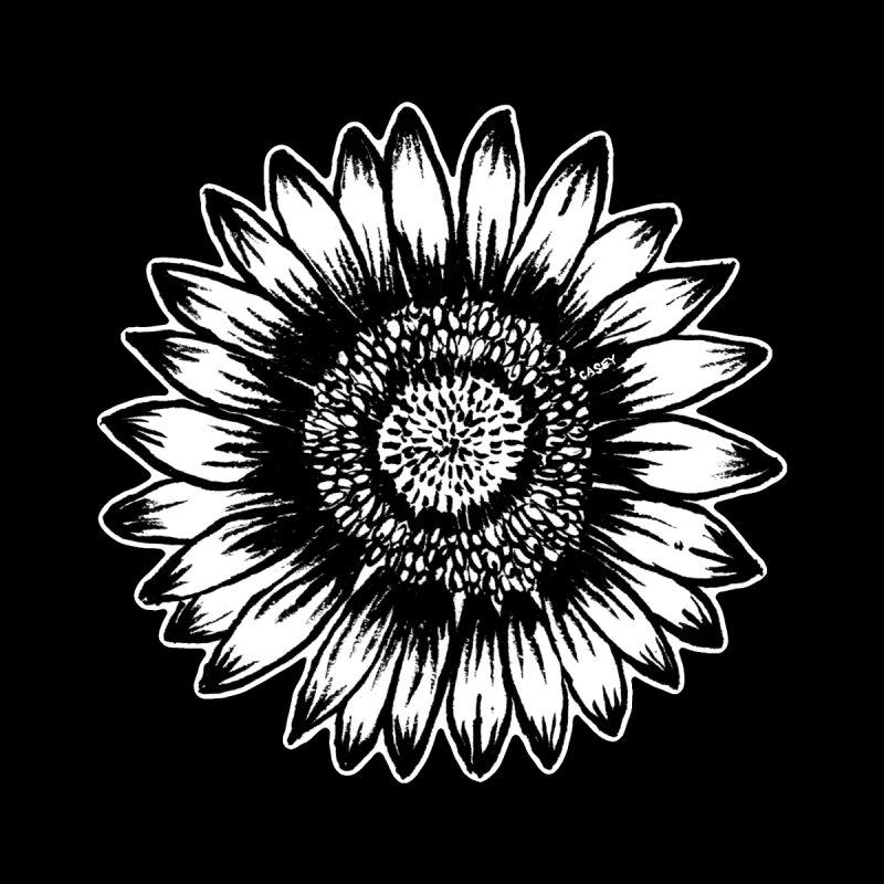 Sunflower Men's T-Shirt by John Casey Tees