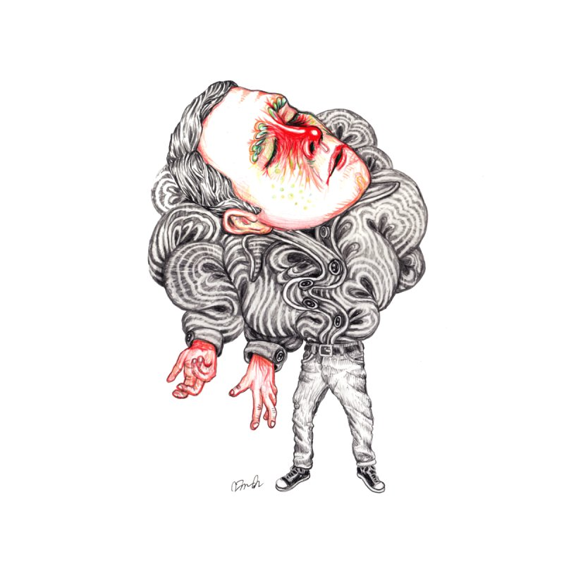 Sleeper by John Casey Tees