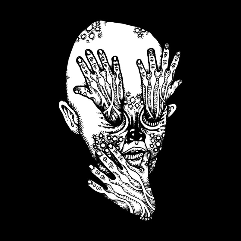 Hand-Eye by John Casey Tees