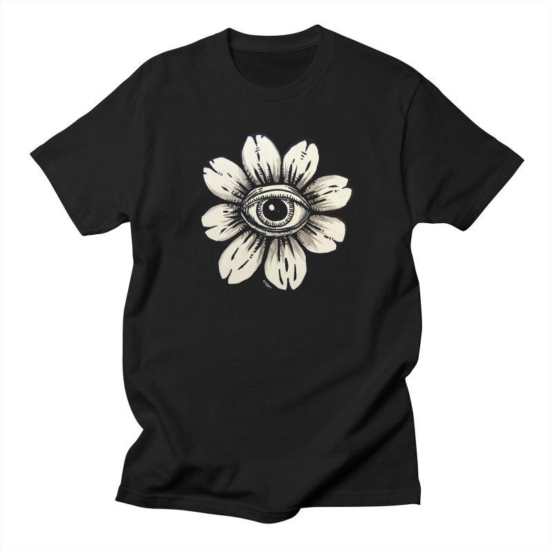 Eyefleur Men's T-Shirt by John Casey Tees