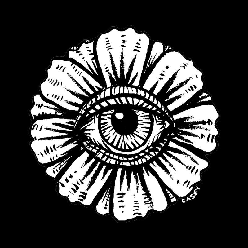 Flower Eye by John Casey Tees