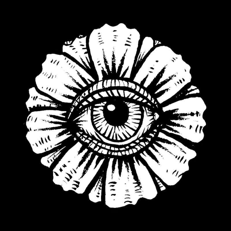 Flower Eye by John Casey Tees