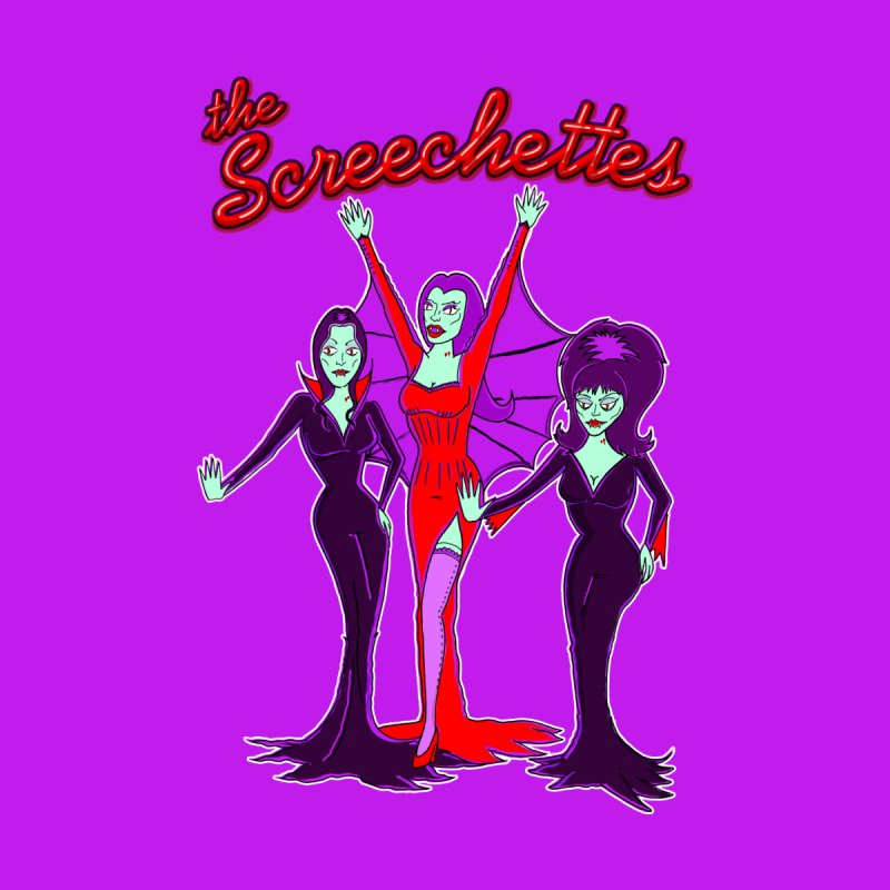 The Screechettes by John D-C's Artist Shop