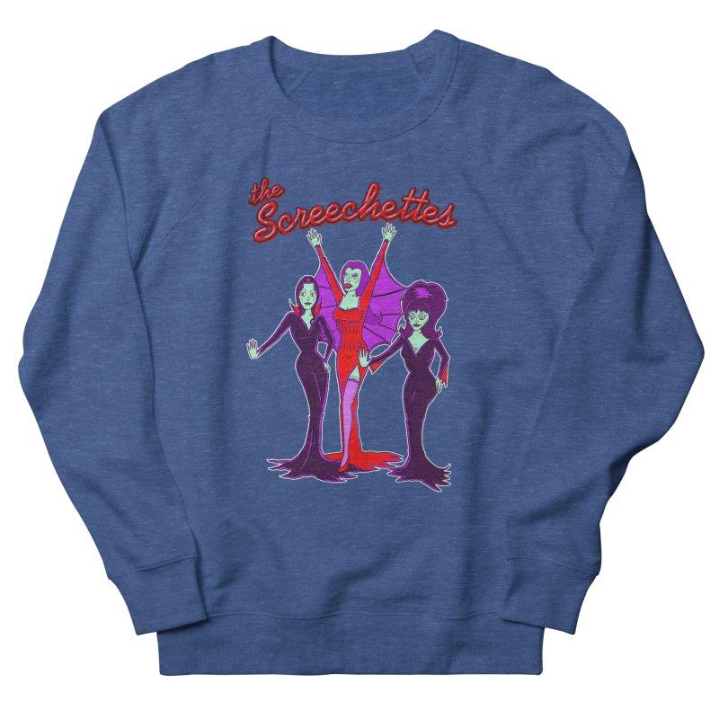 The Screechettes Women's Sweatshirt by John D-C's Artist Shop