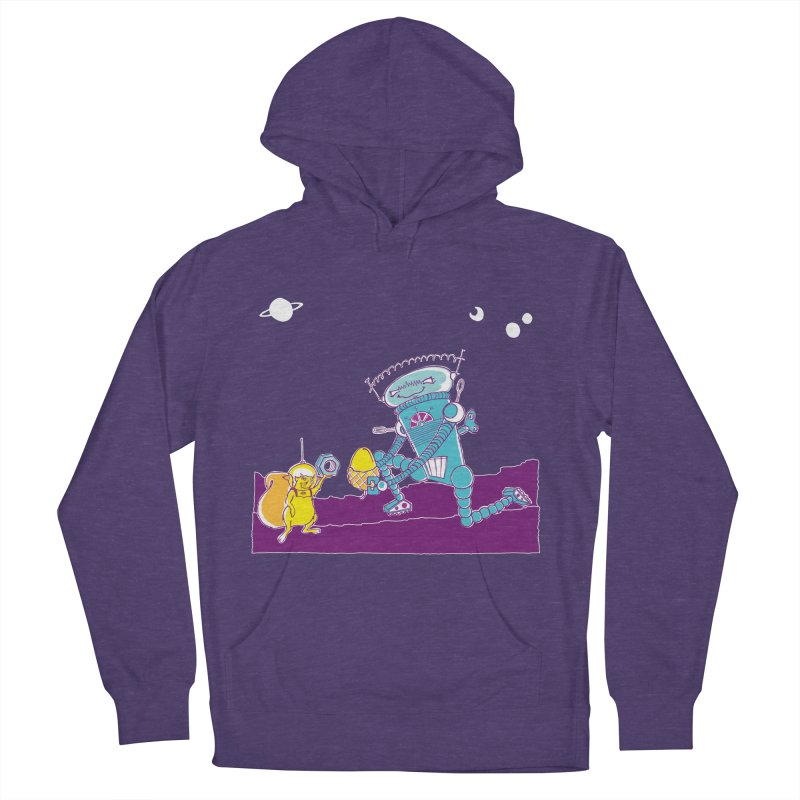Nuts! You've Got My Nuts, I've Got Yours! Men's Pullover Hoody by John D-C's Artist Shop