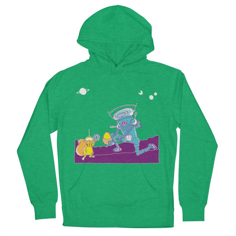 Nuts! You've Got My Nuts, I've Got Yours! Men's French Terry Pullover Hoody by John D-C