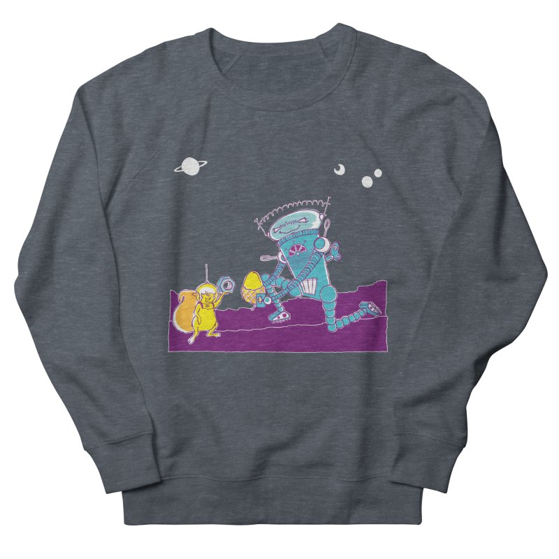 Nuts! You've Got My Nuts, I've Got Yours! Women's French Terry Sweatshirt by John D-C