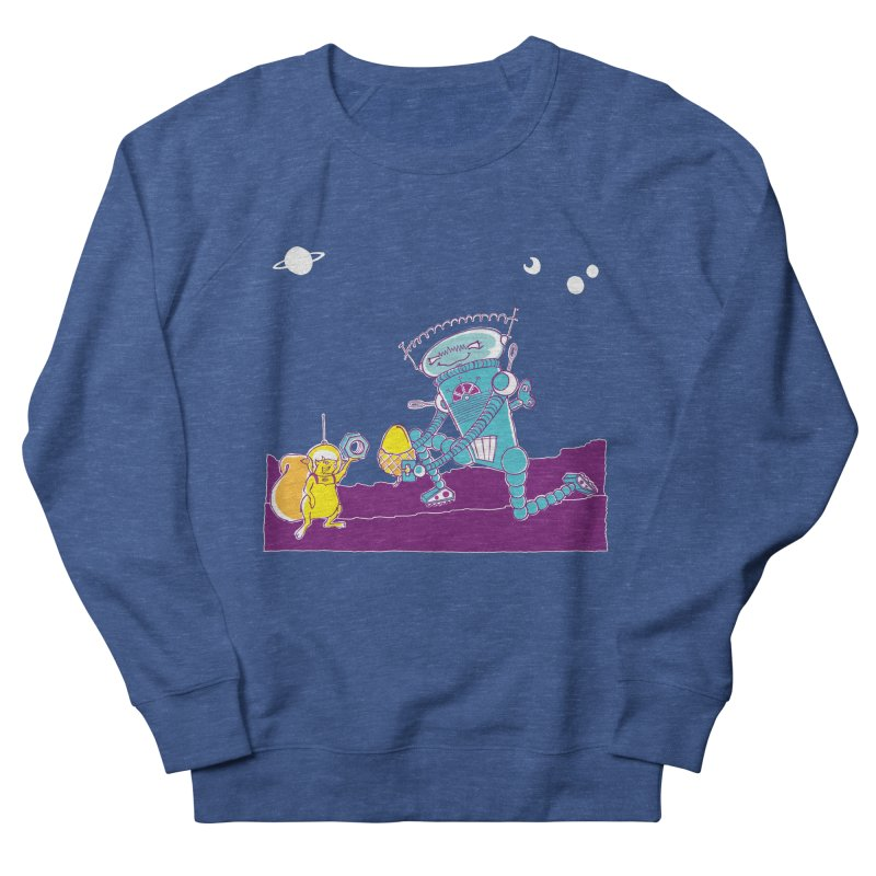 Nuts! You've Got My Nuts, I've Got Yours! Men's French Terry Sweatshirt by John D-C
