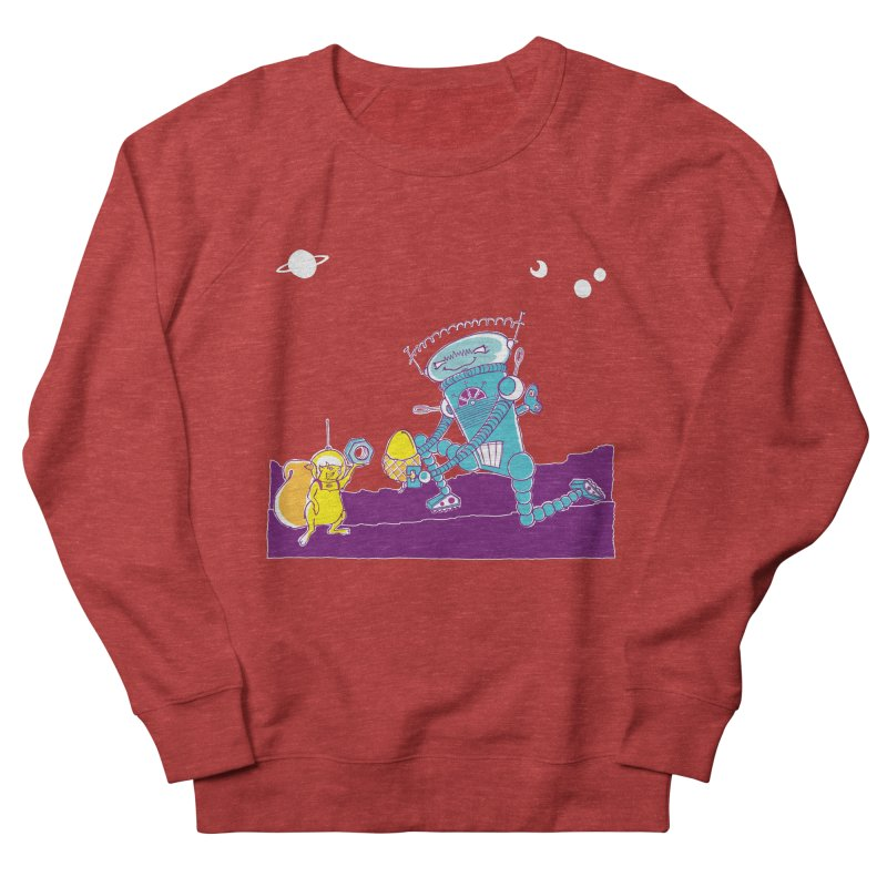 Nuts! You've Got My Nuts, I've Got Yours! Men's Sweatshirt by John D-C's Artist Shop