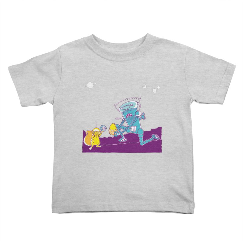 Nuts! You've Got My Nuts, I've Got Yours! Kids Toddler T-Shirt by John D-C