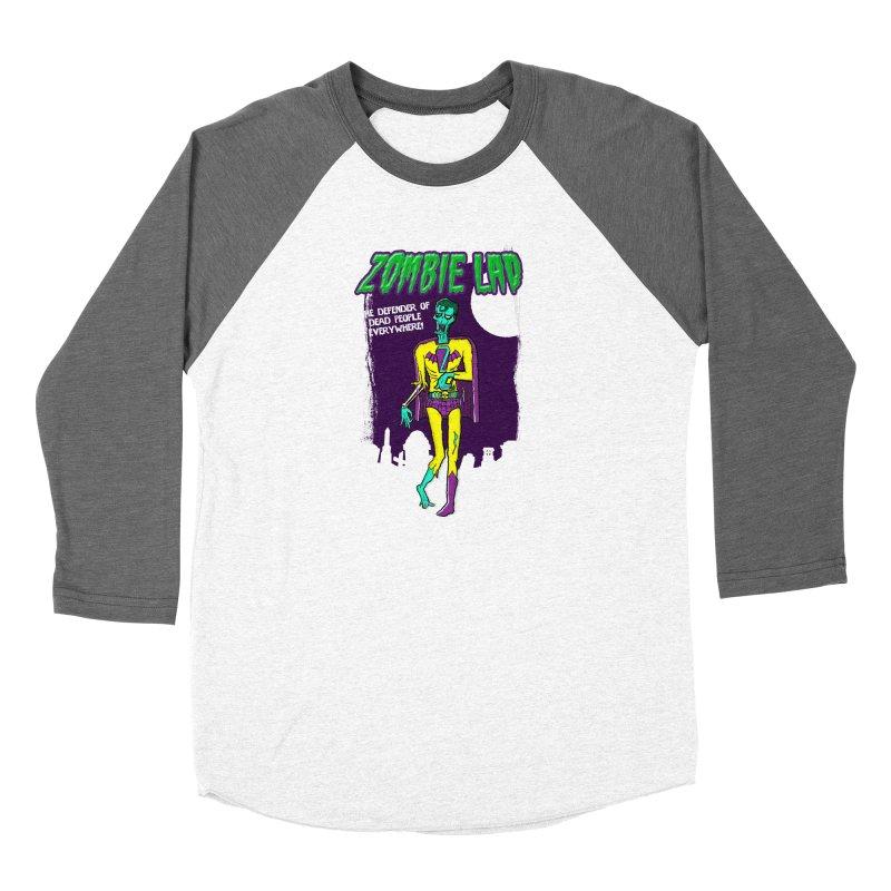 Zombie Lad Women's Longsleeve T-Shirt by John D-C