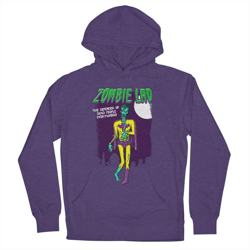 Zombie Lad Women's Pullover Hoody by John D-C's Artist Shop